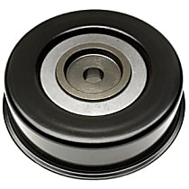 Gates 36238 Accessory Belt Tension Pulley - Direct Fit, Sold individually