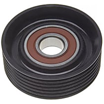 Gates 36239 Accessory Belt Tension Pulley - Direct Fit, Sold individually