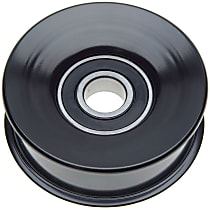 36270 Accessory Belt Idler Pulley - Direct Fit, Sold individually