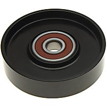 36321 Accessory Belt Idler Pulley - Direct Fit, Sold individually
