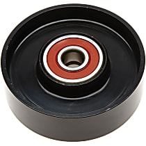 36336 Accessory Belt Idler Pulley - Direct Fit, Sold individually