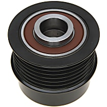 Gates 37004P Alternator Pulley - Direct Fit, Sold individually
