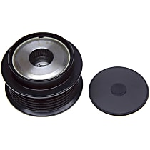 37023P Alternator Pulley - Direct Fit, Sold individually