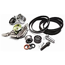 Serpentine Belt - Direct Fit, Kit