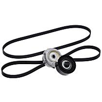 Gates 90K-38176 Serpentine Belt - Direct Fit, Kit