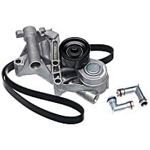 90K-38271A Serpentine Belt - Direct Fit, Kit