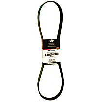 9570HD Accessory Drive Belt - V-belt, Direct Fit, Sold individually