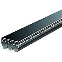 Gates K030243 Serpentine Belt - V-belt, Direct Fit, Sold individually