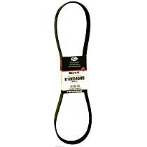 Serpentine Belt - V-belt, Direct Fit, Sold individually