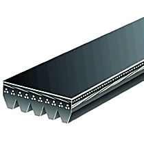 K050438 Serpentine Belt - Serpentine belt, Direct Fit, Sold individually