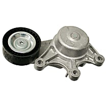 T39191 Drive Belt Tensioner with Pulley for Alternator, A/C Belt - Replaces OE Number 11-28-7-594-969