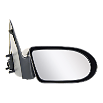 Mirror Non-Heated - Passenger Side, Manual Glass, Paintable