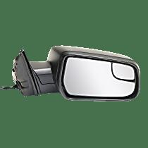 Mirror - Passenger Side, Power, Textured Black, With Blind Spot Glass