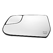 Driver Side Heated Mirror Glass