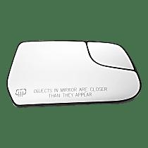 Passenger Side Heated Mirror Glass