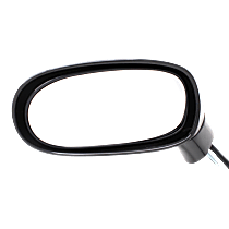 Mirror - Driver Side, Power, Heated, Paintable, w/ Memory, Models With Satellite Radio