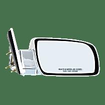 Mirror - Passenger Side, Chrome, Type2 (Standard Style)