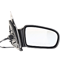 Mirror Non-folding - Passenger Side, Power Glass, Paintable