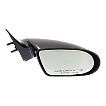 Mirror - Passenger Side, Manual Remote Glass, Paintable
