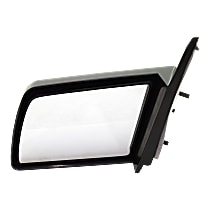 Mirror - Driver Side, Paintable, Type 3 (Sport Style)