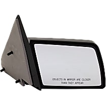 Mirror - Passenger Side, Paintable, Type 3 (Sport Style)
