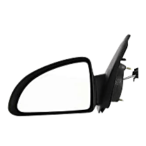 Mirror - Driver Side, Paintable, For Coupe