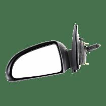 Mirror - Driver Side, Paintable, For Sedan
