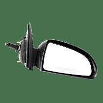 Mirror - Passenger Side, Paintable, For Sedan