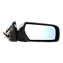 Mirror - Passenger Side, Power, Heated, Folding, Paintable, With Memory