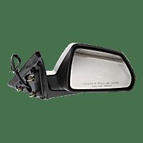 Mirror - Passenger Side, Power, Heated, Folding, Paintable, For Sedan