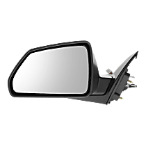 Mirror - Driver Side, Power, Heated, Paintable, With Memory