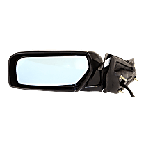 Mirror - Driver Side, Power, Heated, Power Folding, Paintable