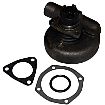 New - Water Pump Driver Side