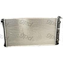 1202C Aluminum Core Plastic Tank Radiator