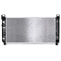 Radiator Sold individually, 1-1/4in. Core Thickness