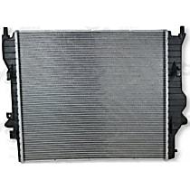 13148 Aluminum Core Plastic Tank Radiator
