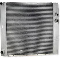 13177 Aluminum Core Plastic Tank Radiator