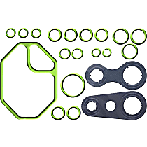 GPD 1321247 A/C O-Ring and Gasket Seal Kit - Direct Fit