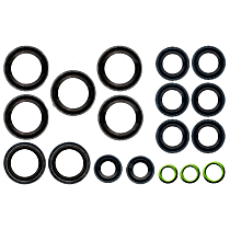 70 Durometer Hardness Sterling Seal and Supply 9//16 OD 7//16 ID 9//16 OD Sur-Seal Inc. STCC Excellent Resistance to Oxygen Ozone and Sunlight Vinyl Methyl Silicone 7//16 ID ORSIL013 Number-013 Standard Silicone O-Ring