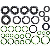 1321262 A/C O-Ring and Gasket Seal Kit - Direct Fit, Kit