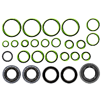A/C O-Ring and Gasket Seal Kit - Direct Fit, Kit