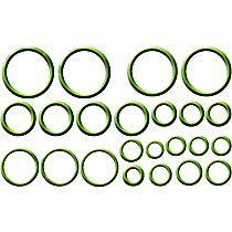 1321269 A/C O-Ring and Gasket Seal Kit - Direct Fit, Kit