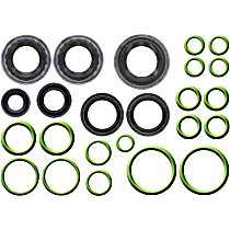 1321276 A/C O-Ring and Gasket Seal Kit - Direct Fit, Kit