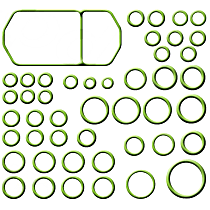 GPD 1321288 A/C O-Ring and Gasket Seal Kit - Direct Fit, Kit
