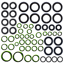 GPD 1321328 A/C O-Ring and Gasket Seal Kit - Direct Fit, Kit