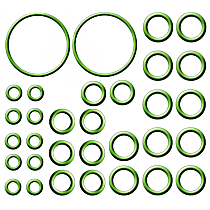 1321349 A/C O-Ring and Gasket Seal Kit - Direct Fit, Kit
