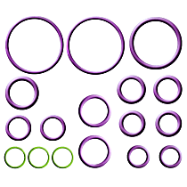 1321357 A/C O-Ring and Gasket Seal Kit - Direct Fit, Kit