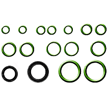 1321359 A/C O-Ring and Gasket Seal Kit - Direct Fit, Kit