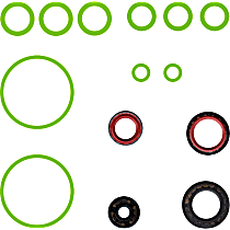 1321386 A/C O-Ring and Gasket Seal Kit - Direct Fit, Kit