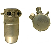 1411365 A/C Accumulator - Direct Fit, Sold individually